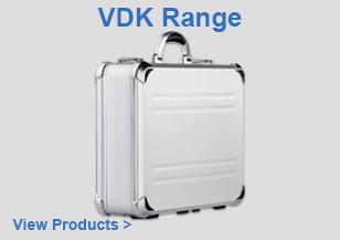 BWH VDK Aluminium Cases