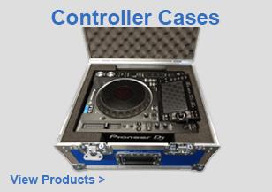 DJ Controller Flight Cases