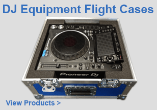 DJ Equipment Flight Cases