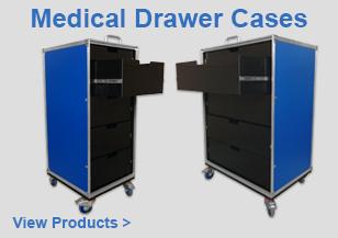 Medical drawer cases