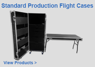 Standard Production Flight Cases