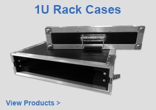 1U Rack Case Flight Cases