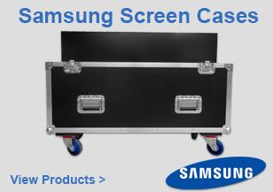 Samsung Screen Flight Cases