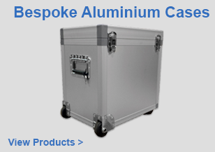 Bespoke Aluminium Flight Cases