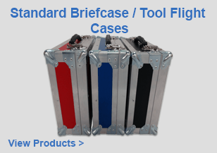 Standard Briefcases / tool flight cases