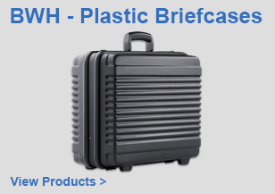 BWH Plastic Cases - Plastic Briefcases