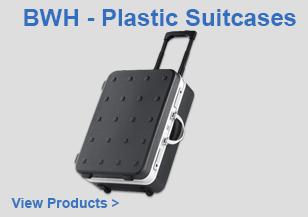BWH Plastic Cases - Plastic Suitcases