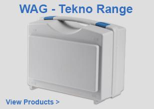 WAG Plastic Cases - Tekno Range