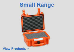 Small Explorer Waterproof Cases Range