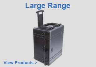 Waterproof Standard Peli Large Range