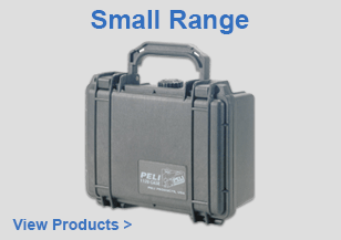 Waterproof Standard Peli Small Range
