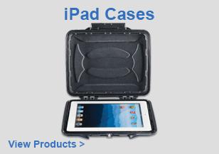 PELI Waterproof iPad Cases