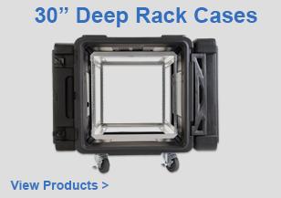 "30"" Deep Rack Cases"