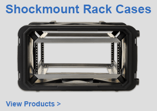 Shockmount Rack Cases