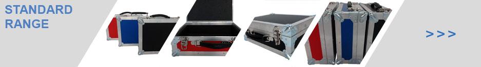 Standard briefcase / tool case range