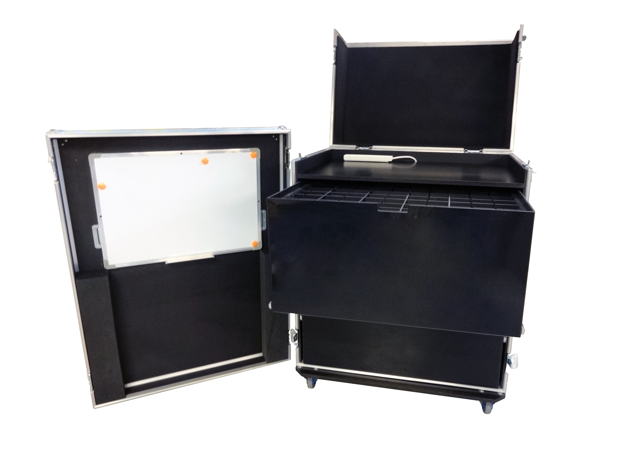England Rugby Workstation Flight Case