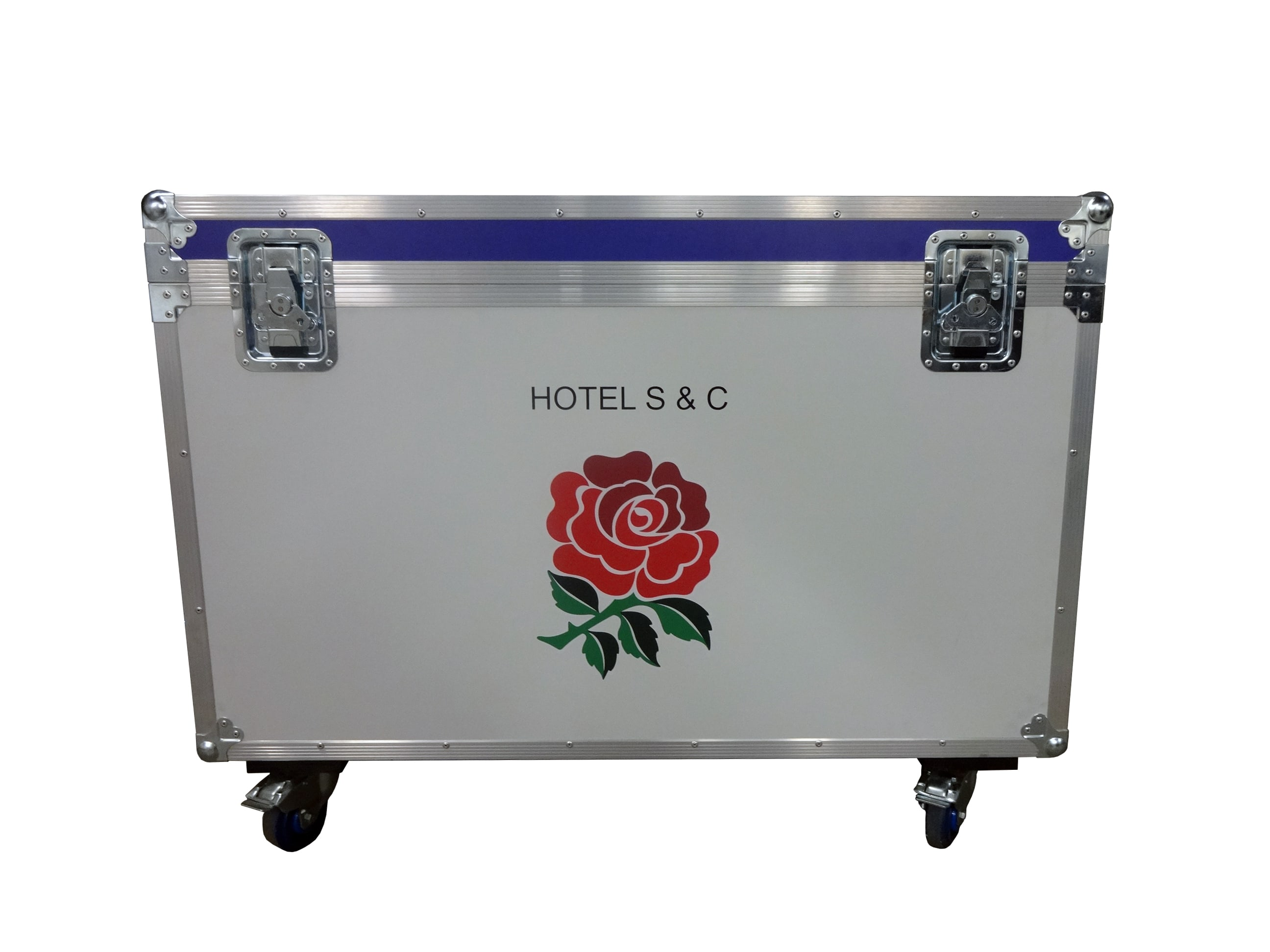 England Rugby Club Flight Case