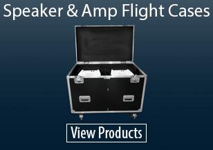 Speaker & Amp Flight Cases