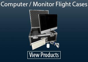 Computer / Monitor Flight Cases