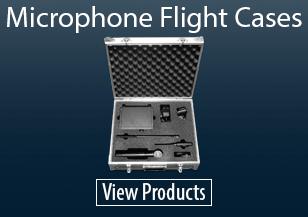 Microphone Flight Cases