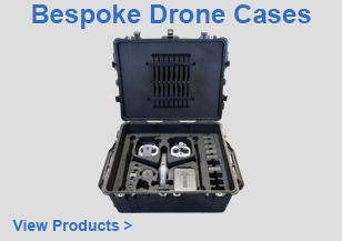 Absolute Casing - Bespoke Drone Cases
