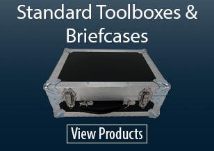 Standard Briefcase & Toolbox Flight Cases