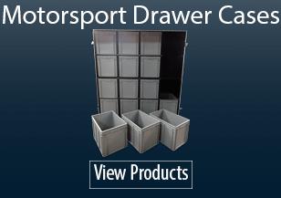 Motorsport Drawer Flight Cases