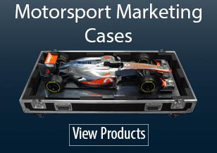 Motorsport Marketing Flight Cases