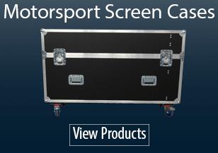 Motorsport Screen Flight Cases