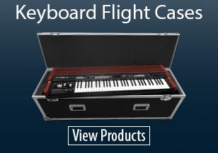 Keyboard Flight Cases