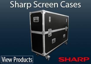 Sharp Screen Cases