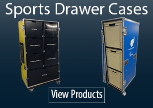 Sports Drawer Flight Cases
