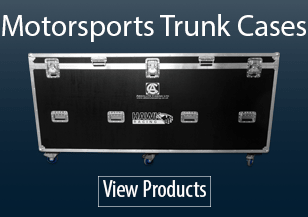 Motorsports Trunk Flight Cases