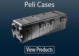 Peli Waterproof Cases