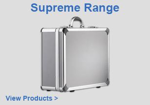 BWH Supreme Aluminium Cases