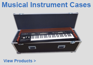 Musical Instrument Flight Cases
