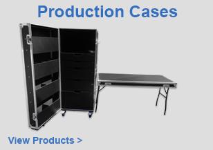 Production Flight Cases