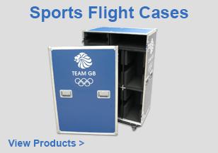 Sports Flight Cases