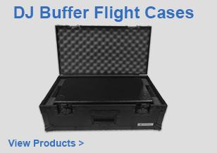 DJ Buffer Flight Cases