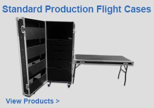 Standard Production Flight Cases
