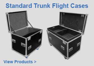 Standard Trunk Flight Cases