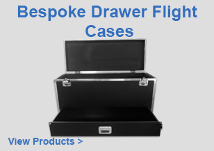 Bespoke Drawer Flight Cases