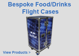 Food & Drink Flight Cases