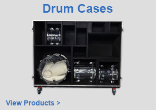 Drum Kit Flight Cases