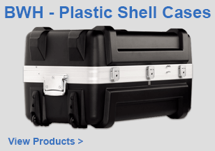 BWH Plastic Cases - Plastic Shell Cases