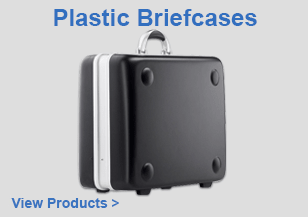 BWH Plastic Briefcases
