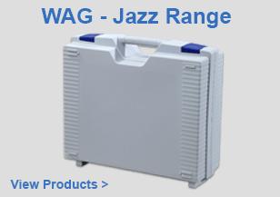 WAG Plastic Cases - Jazz Range