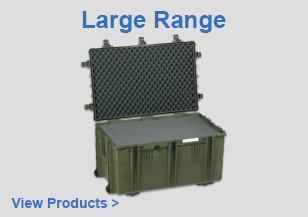 Large Explorer Waterproof Cases Range