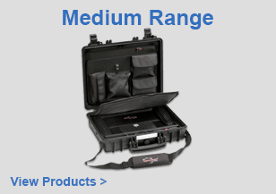 Medium Explorer Waterproof Cases Range