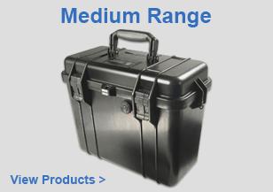 Waterproof Standard Peli Medium Range